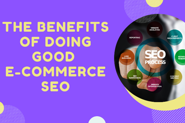 E-commerce SEO services available